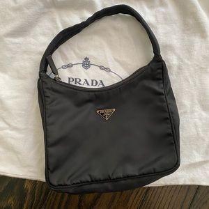 Prada vintage Tessuto mini bag